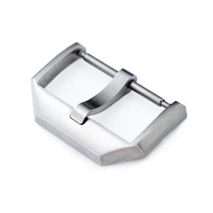 Brushed Spring Bar Pin Buckle 056, 21 & 23mm