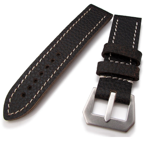 Pre-Vendome Sewn in Buckle Soft Buffalo