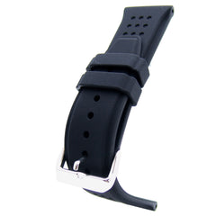 Silicone Dive Watch Strap for Sport Watches