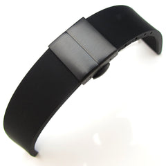 20mm No Pattern Silicone Strap on Deployant