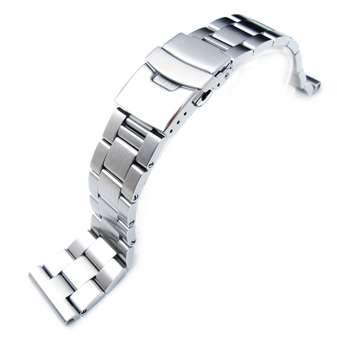 Super-O Boyer Stainless Steel Watch Band