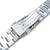 Super Oyster Stainless Steel Watch Band