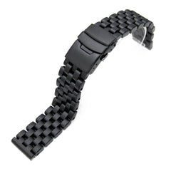 Super Engineer PVD Black Watch Band