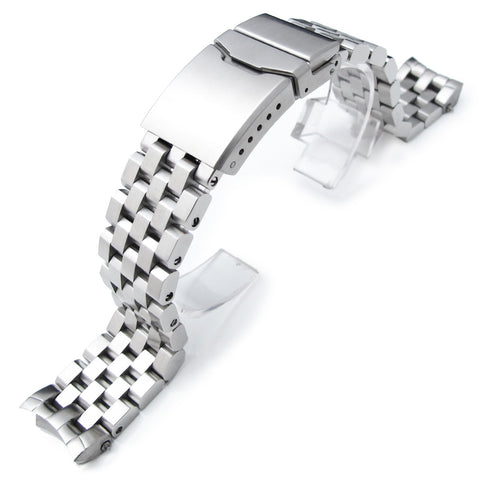 Super Engineer II for Seiko SBDC001, Chamfer Clasp