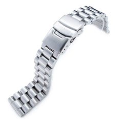 22mm Straight End Endmill Watch Bracelet