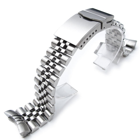 Super-J Louis for Seiko SKX007, Chamfer Clasp