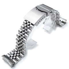 Super-J Louis for Seiko 6309, Chamfer Clasp