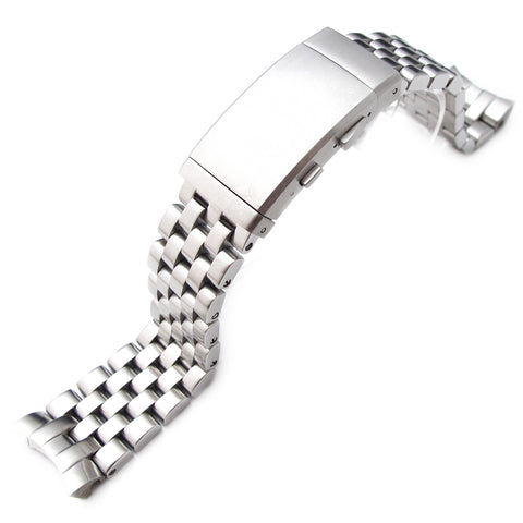 Super Engineer for Seiko SKX007, Wetsuit Ratchet Buckle