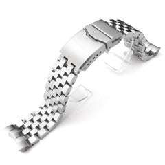 Super Engineer II for Seiko SKX007, Chamfer Clasp