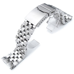 Super Engineer II for Seiko 6309, Chamfer Clasp