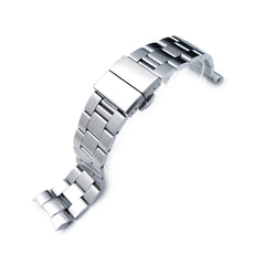 22mm Super-O Boyer Deployant Clasp for Seiko SNZF17, B