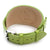 20mm Deer Grain Apple Green Watch Strap
