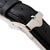18mm Genuine Ostrich Skin Watch Strap
