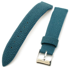 18mm Genuine Stingray Leather Watch Strap