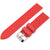 Rhombic Holes Soft Silicone Watch Strap