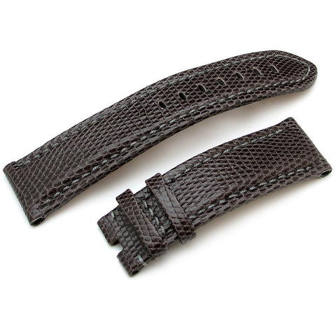 24mm Genuine Teju Leather for Panerai Watches
