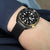 Seiko Japan Edition SBDY004 Prospex Black Turtle Automatic Gold Ring