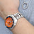 Seiko Prospex SRPC95K1 Divers Watch Limited Edition Orange New Turtle 200m Taikonaut