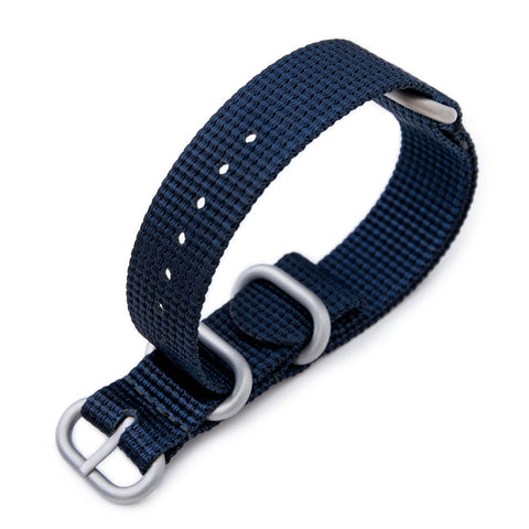 18mm MiLTAT Zulu - Navy Blue, BL