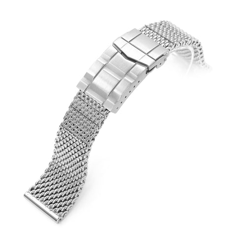 Massy Mesh Band, SUB, Polished