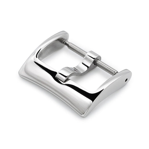 #65 Classic Pin Buckle, Polished