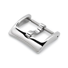 16mm 18mm 20mm Classic Tang Watch Buckle Watch StrapPolish | Strapcode