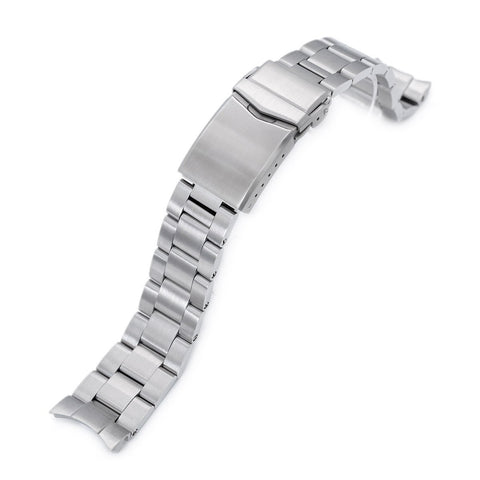 Super 3D Oyster for Seiko SARB035, V-Clasp, Brushed