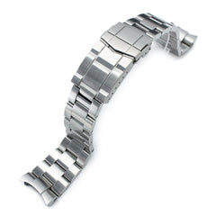 22mm Super 3D Oyster for SKX007, 18mm Submariner Clasp