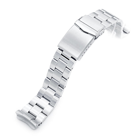 22mm Super 3D Oyster for Seiko 6309-7040 V-Clasp Brushed