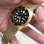Seiko Watch Prospex Black Gold Turtle Special Edition SRPD46K1