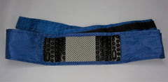 Blue Rubber Back Belt