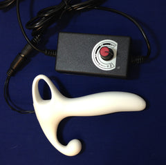 Prostate heating insertable