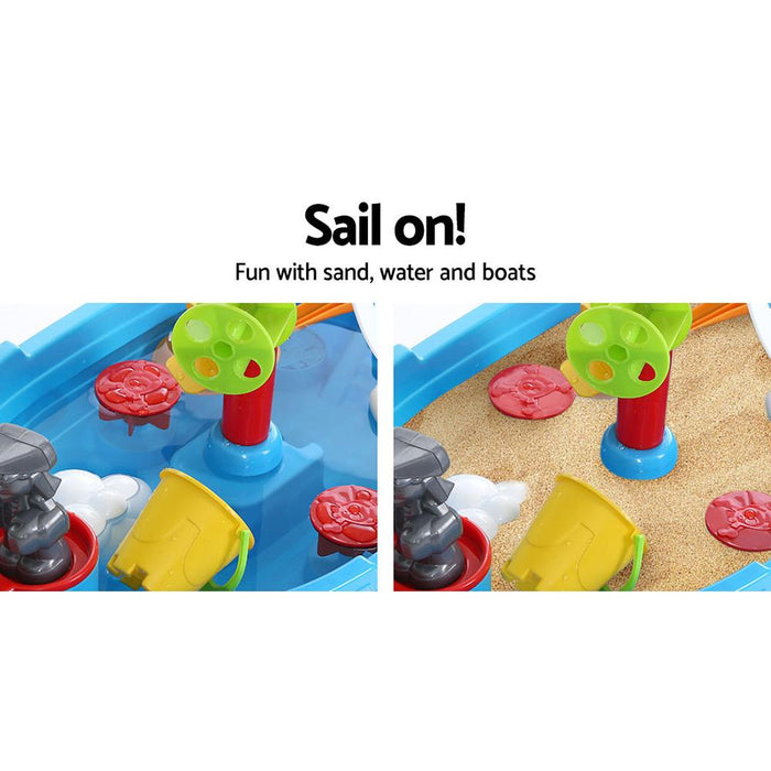 Pirate Ship Sand Play Set - Mango Beach Towels and Accessories