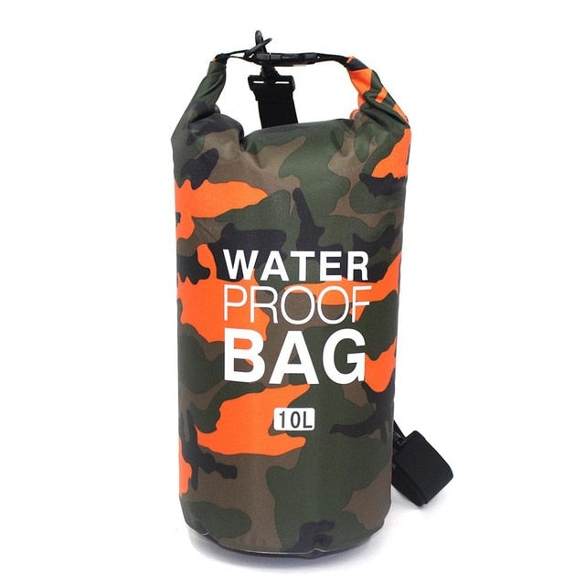 Waterproof Portable Rafting Dry Bag Sack PVC - Mango Beach Towels and Accessories