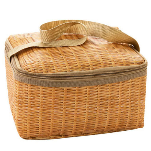Woven Print Cooler Bag - Mango Beach Towels and Accessories