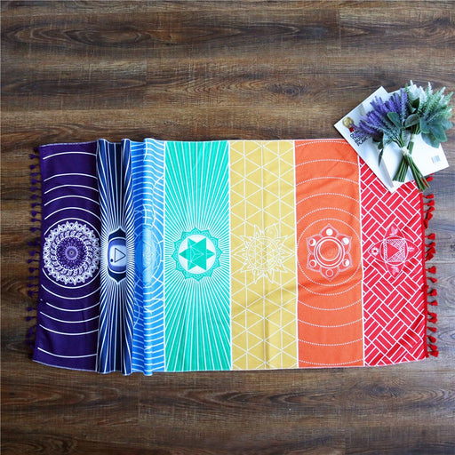 Chakra Towel - Mango Beach Towels and Accessories