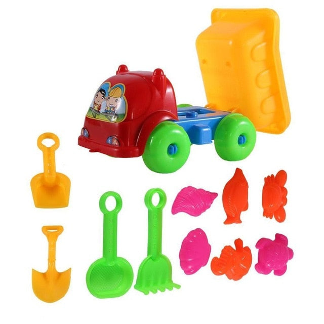 Dump Truck Sand Toys - Mango Beach Towels and Accessories