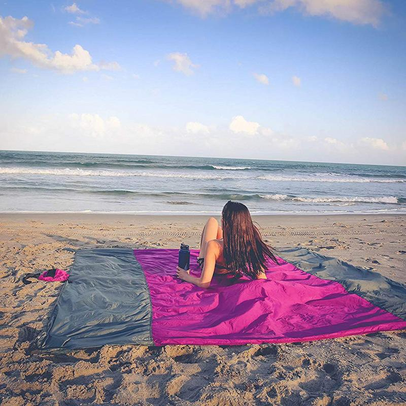 Sand Free Waterproof Beach Blanket - Mango Beach Towels and Accessories