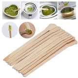100pcs Easy Waxing Spatula