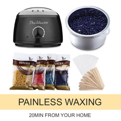Essential Wax™ - Easy Waxing Kit