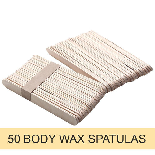50 Body Wax Spatula