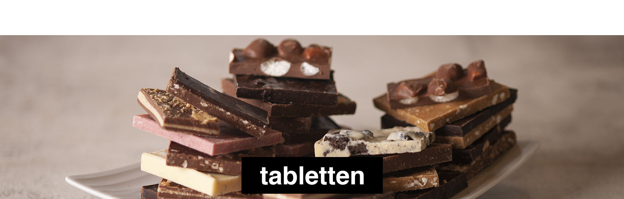 Tabletten - Chocolates en Tabletas
