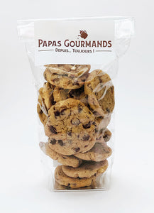 Cookies Traditionnels au chocolat noir 145g