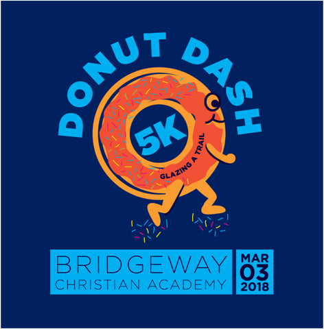 Bridgeway Donut Dash 5K & Fun Run Student Pledges