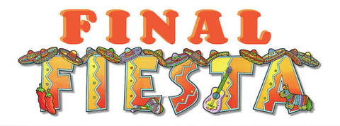 Final Fiesta Silent Auction and Dinner - April 29th