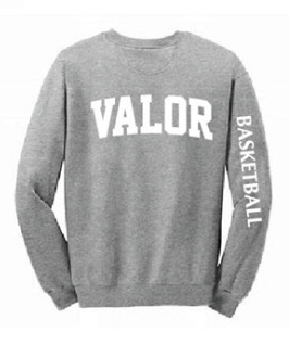 Youth Crewneck Sweatshirt - Collegiate