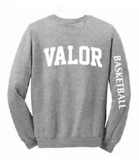 Adult Crewneck Sweatshirt - Collegiate