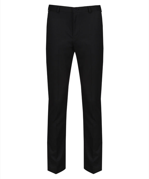 BT10 Senior Boys Trouser - Active Waist - Black