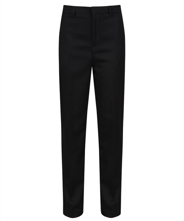 BT24 Junior Boys Slim Fit Trouser - Black
