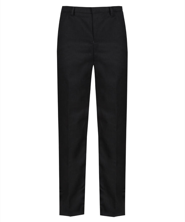 BT24 Junior Boys Slim Fit Trouser - Charcoal